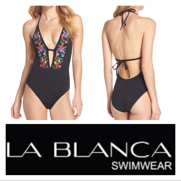 dfa6fc3ee48 La Blanca Other - La Blanca 'Eden' One-Piece Swimsuit